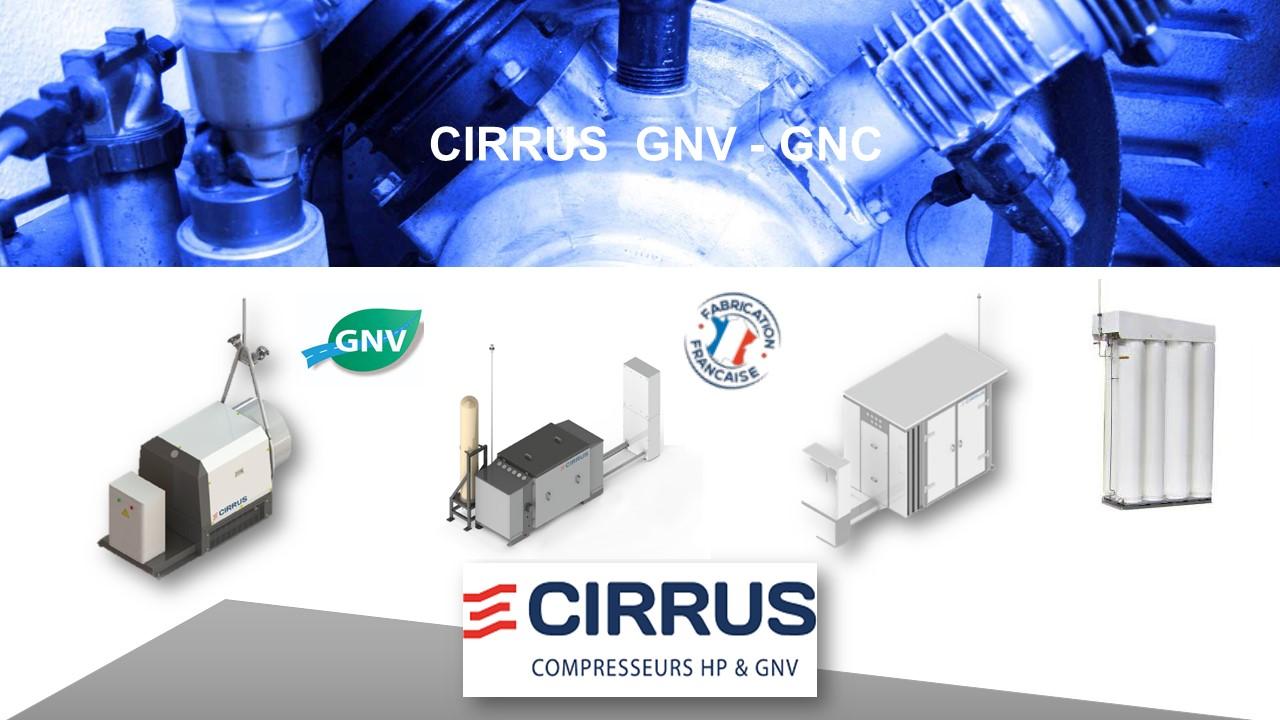 APC-Tech-H COMPRESSEUR CIRRUS GNV