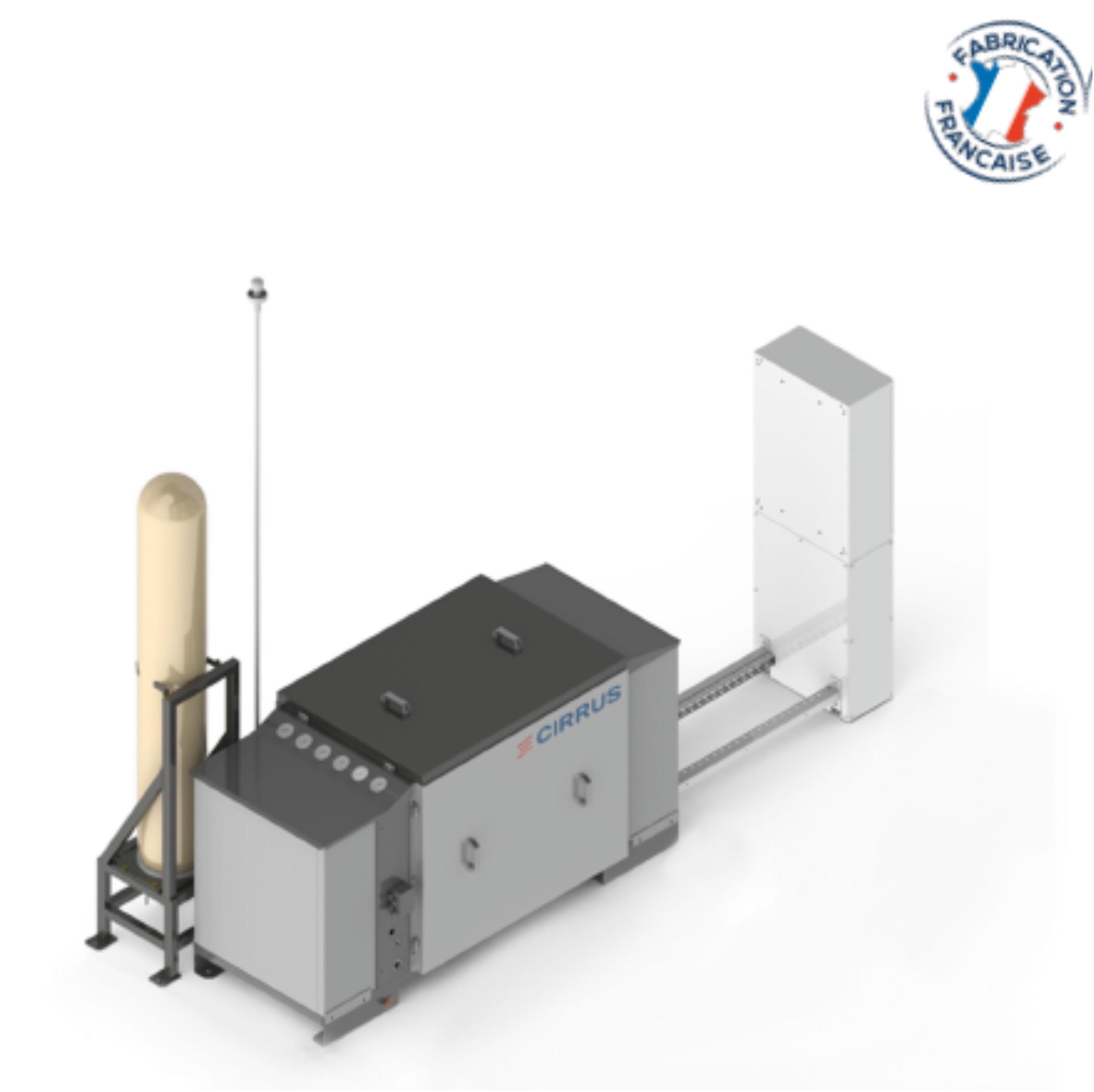 APC-Tech-H compresseur GNV H8 CIRRUS