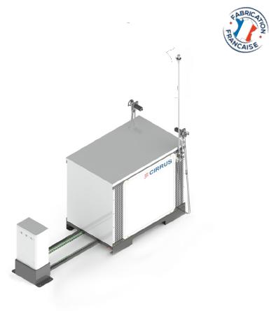 APC-Tech-H compresseur GNV CIRRUS H9 7.5