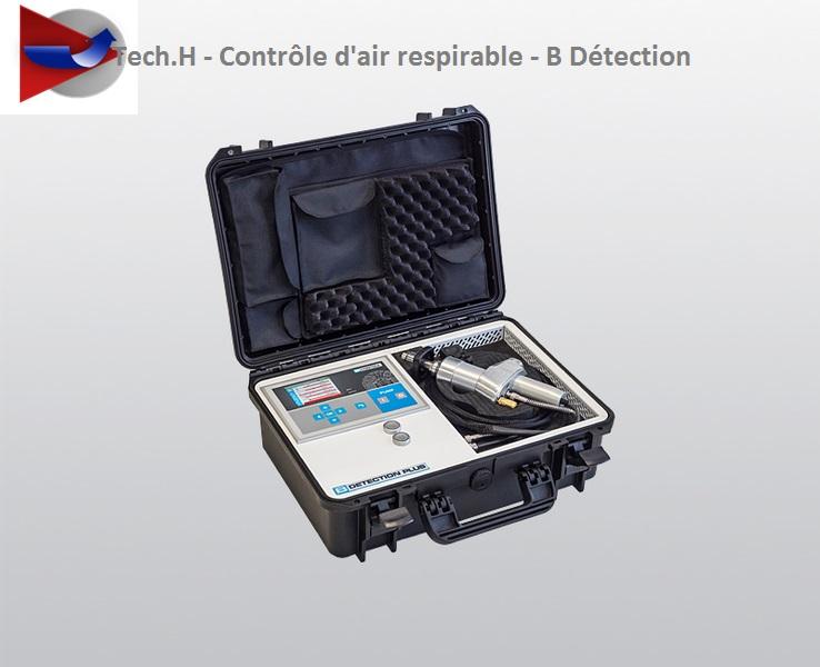 Tech-H Contrôle Air Respirable